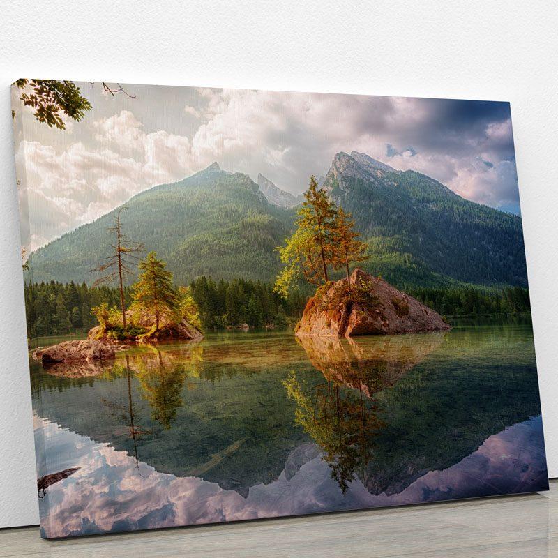 tableau-lac-et-montagne-deco-murale-nature-artetdeco-tableau-grand-format-xxl-decoration-murale