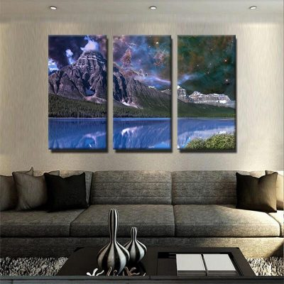 tableau-montagne-colore-tableau-nature-grand-format-xxl-decoration-murale-tableau-tryptique-3-format-artetdeco