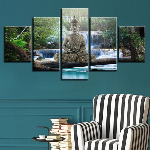 Tableau bouddha zen art 2 6732 d86102