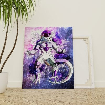 tableau freezer dbz dragon ball z geek pop art culture geek