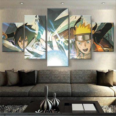 tableau naruto sasuke