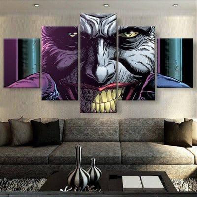 cadre joker tableau sur toile
