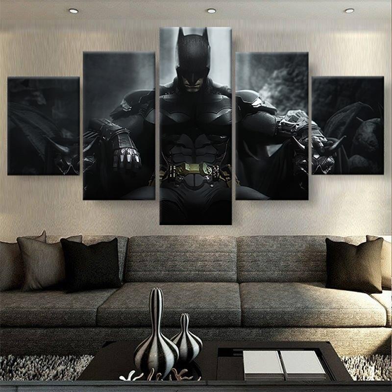 tableau batman comics