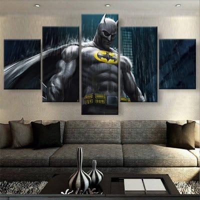 tableau batman peinture