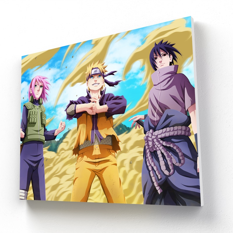 tableau naruto sasuke sakura