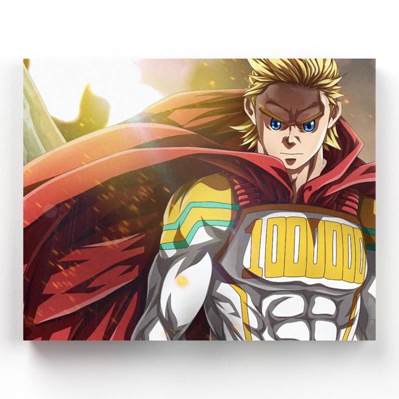 tableau-Mirio-Togata-le-million-my-hero-academia